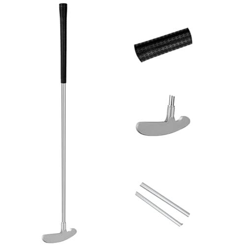 Whchiy Abnehmbarer Golf Putter für rechtshändige Golfer Zweiwege 85CM Länge Einfache Verwendung für Männer Frauen