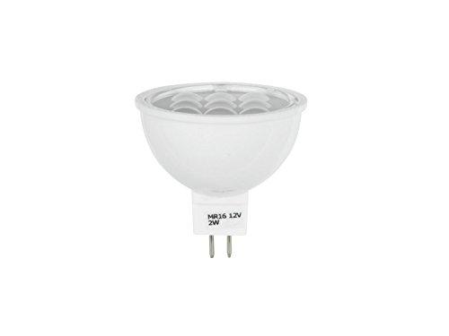 Omnilux LED-Leuchtmittel Mr-16, mehrfarbig