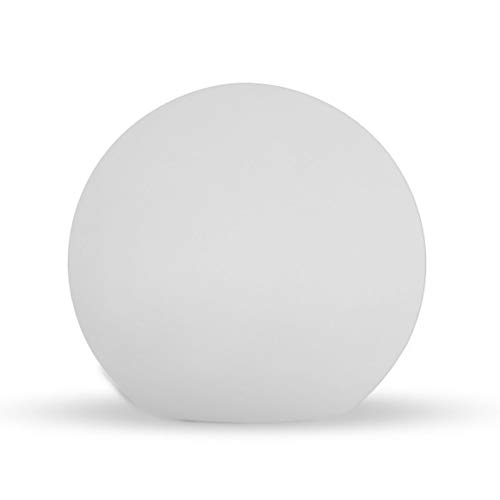 Imagilights Ball Lampe Blanc – Ambiance LED 27 Bulb (S), LED, 50 000 h, 24 couleurs, blanc, 250 mm