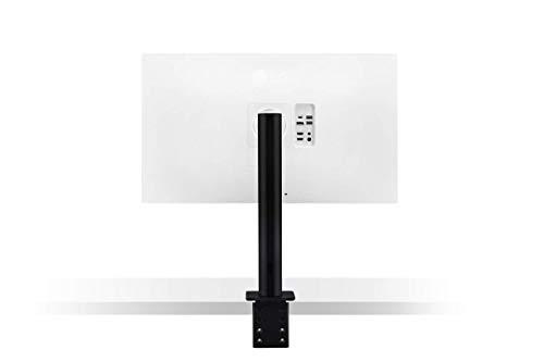 LG 32UN88A 80 cm (32 Zoll) UHD 4K IPS Monitor (HDR10, USB-C, AMD FreeSync, 5ms, Ergonomischer Standfuß, DCI-P3, 3840 x 2160, komplett verstell- und schwenkbar), schwarz