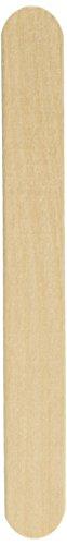 Instrapac 8360Zungenspatel aus Holz, unsteril