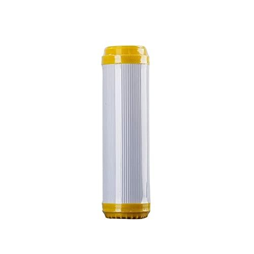 Elemento de filtro reemplazable for equipos de purificación Filtro de resina de 10 pulgadas Cartucho de filtro suavizado de agua de iones de agua pura elimina la descalcificación / sistema de purifica