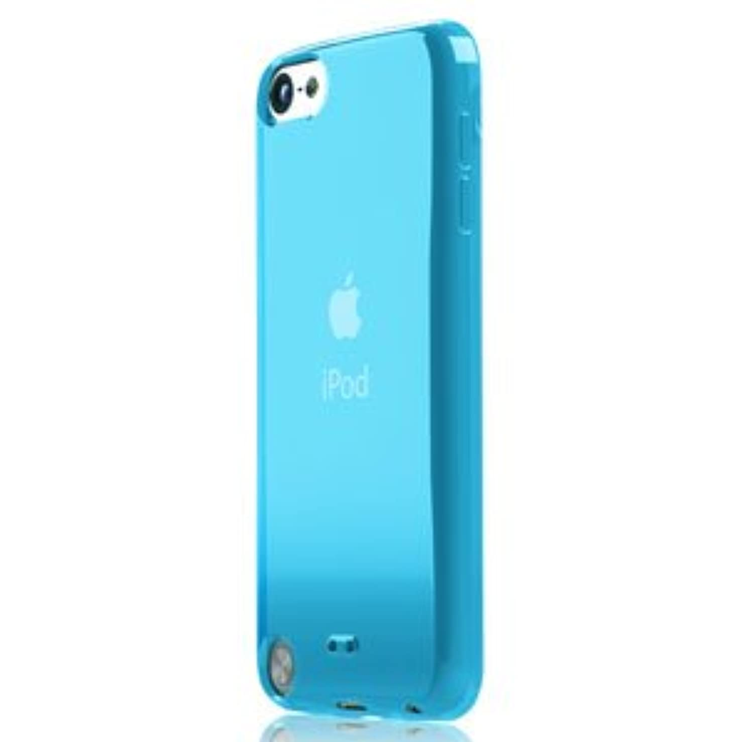 スリラーすり減る敵【正規品】 TUNEWEAR TUNEWEAR SOFTSHELL for iPod touch 5G ターコイズ TUN-IP-000218