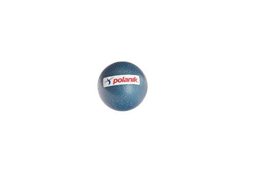 Polanik Trainingsball für Speerwurf aus Gusseisen - Wetterfest - 400 g - Speerwurf - JBO-0,4