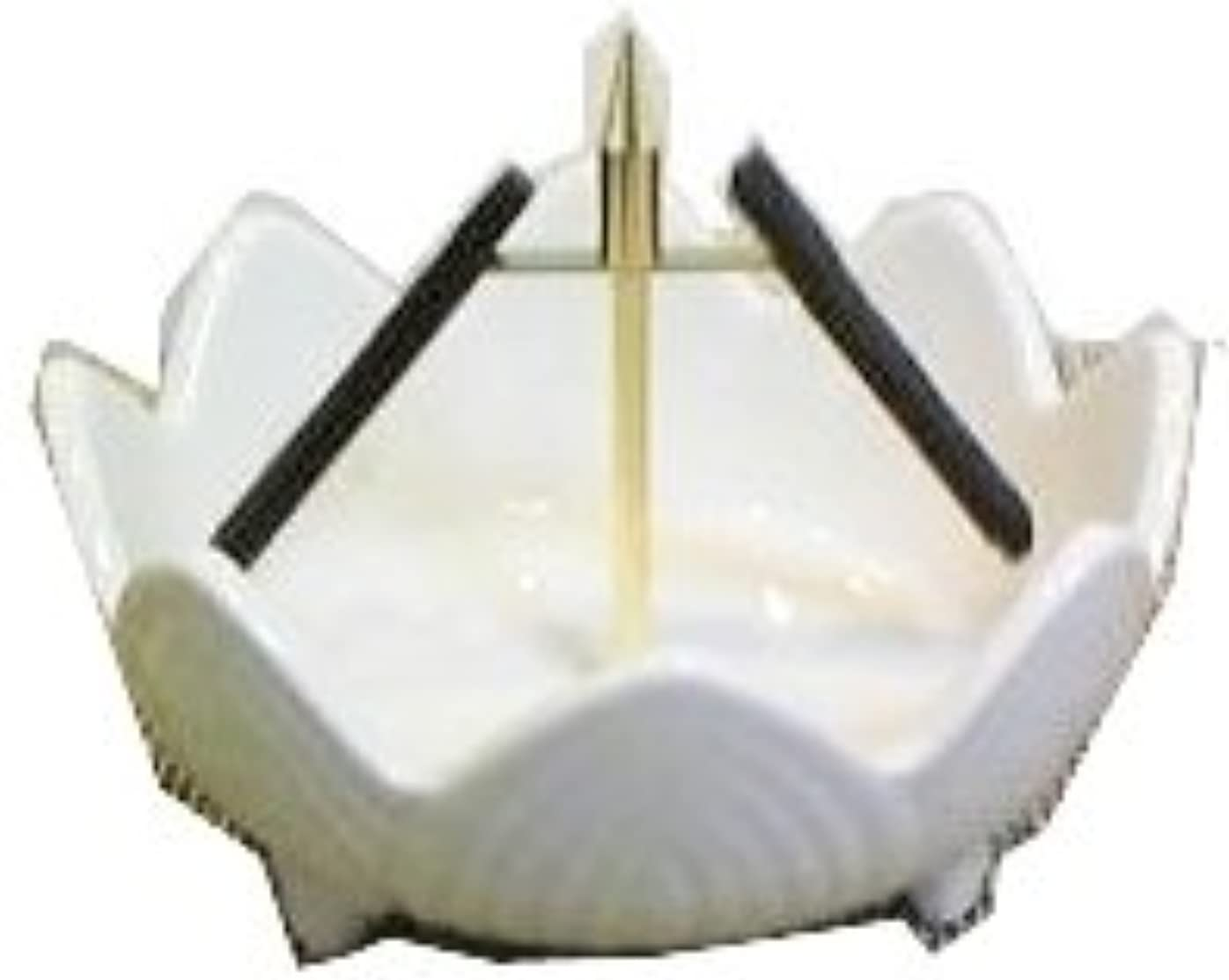 シャット提供最大限天空高級香蓮 渦巻き線香 うずまき 巻き線香 乗せる台 渦巻き線香台 香炉 安全糸無しタイプ 渦巻き線香皿 #842