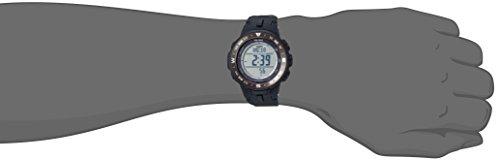 Casio - PRG-330-1CR - Montre Homme - Quartz Numérique - Bracelet Résine