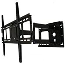 Articulating Single Arm Swivel Tilt TV Wall Mount with 31