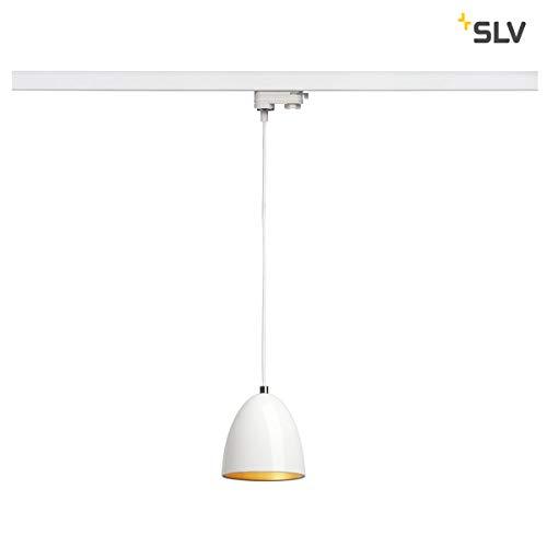 SLV PARA CONE 14 Indoor-Lampe Stahl Weiß Lampe innen, Innen-Lampe