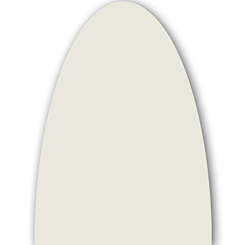 ClarUSA Premium Ironing Board Replacement Cover Fits Rowenta Model IB6200 Natural Twill