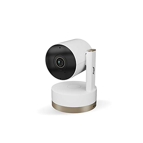 Godrej Spotlight Pan Tilt Smart WiFi Security Camera for Home with 360 Degree 2MP 1080p (Full HD) | 2-Way Audio | Night Vision | Smart Motion Tracking | Intrusion Alarm System | Cloud Storage in India