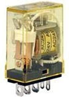 RH1B-UAC24V, Power Relay 24VAC 10A SPDT(27.5x14x42) mm Socket (5 Items)