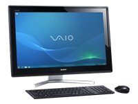Sony Vaio L21S1E/B 61 cm (24 Zoll) Desktop-PC (Intel Core i7 2630QM, 2GHz, 8GB RAM, 1TB HDD, NVIDIA GT540M, Blu-ray, Win 7 HP)