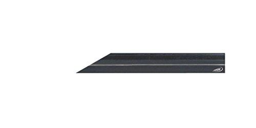 HELIOS-PREISSER 0512211 Haarlineal rostfrei DIN 874/00, 1000 mm