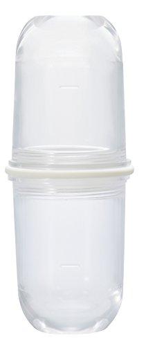 HARIO Teekanne, Glas, farblos, 7,6 x 17,8 x 7,6 cm