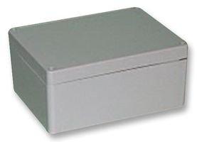 Multicomp Pro Enclosure, Wall Mount, Plastic, Gray - MCRP1245