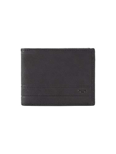 TOM TAILOR Herren Taschen & Geldbörsen Portemonnaie Terry schwarz/Black,OneSize