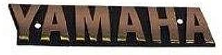 YAMAHA Golf Cart Name Plate Emblem
