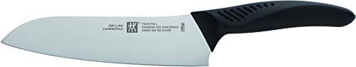Zwilling ツヴィリング 「 ツインフィン L マルチパーパス / カッティングボード 2pcsセット 」 三徳 包丁 まな板 ギフト ステンレス 食洗機対応 30830-011
