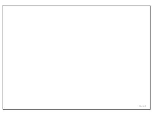 Edition Seidel Vade de escritorio con planificador semanal para arrancar, DIN A3, 25 hojas, bloc de papel, planificador semanal, escritorio (blanco)