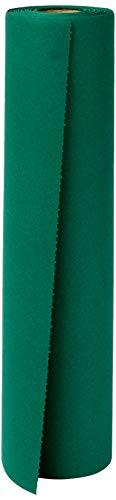 Semy bieżnik na stół Airlaid, 40 x 120 cm, zielony, 1 opakowanie (1 x 20 sztuk)