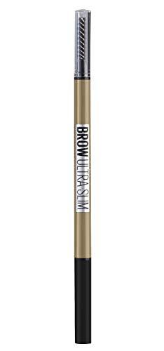 Maybelline New York Augenbrauenstift, Brow Ultra Slim Liner, Nr. 01 Blonde