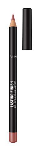 Rimmel Lasting Finish 8HR Lip Liner, Shade 90s Nude, 4 g