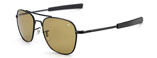Brillen,Sonnenbrillen,Zubehör,Fashion Aviation Sunglasses Men Brand Designer AO Sun Glasses For Male American Army Military Optical Glass Lens Oculos C4