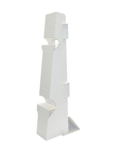 特大多用途紙スタンド(三つ折りコンパクトタイプ)等身大対応(両面テープ入り)3セット <日本製品>