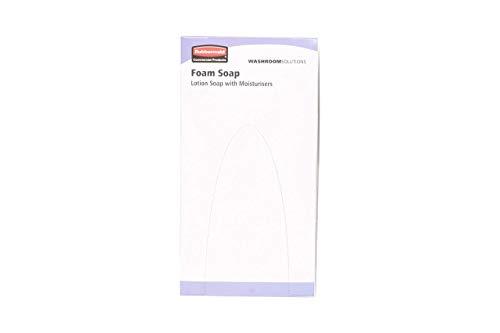 Rubbermaid 800ml Schäumendes Lotion Seife mit Moisturizer Refill , 6er Pack