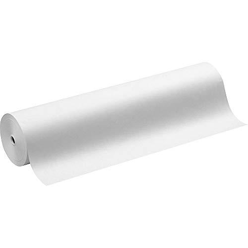 Pacon 5636 Kraft Paper Roll, 40-lb. White Kraft, 36