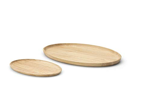 Tabla oval 36, 5x25x2 cm