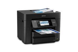 Epson Workforce Pro WF-4834 Impresora todo en uno de inyección de tinta