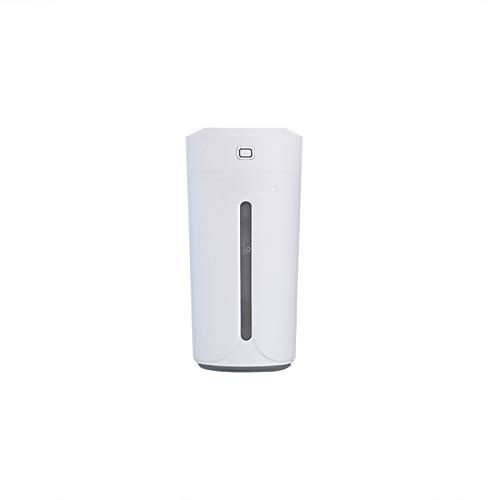 LXSTARS Humidificador En Miniatura Humedad Ajustada Carga USB Silent Mist Maker Clear Air Care Color LáMpara Difusor De Aire para Coche Oficina Hogar