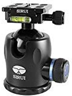 Sirui K-40X Tripod Ball Head with and a Free QR Plate w/ D-Ring Screw