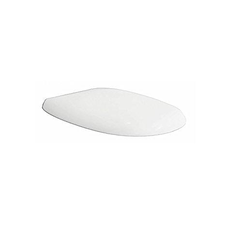Pozzi Ginori 42763000 42763 Sedile rallentato termoindurente Vaso Easy/Quinta, Bianco