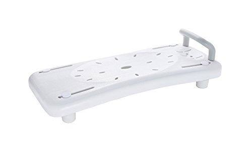 Ridder A0040101 - Tabla para bañera con asa, Color Blanco