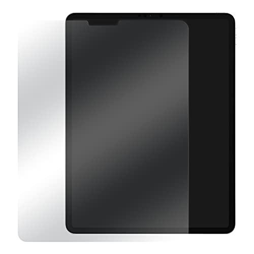 Head Case Designs Protector de Pantalla de Cristal Templado Compatible con Apple iPad Pro 12.9 (2020/2021)