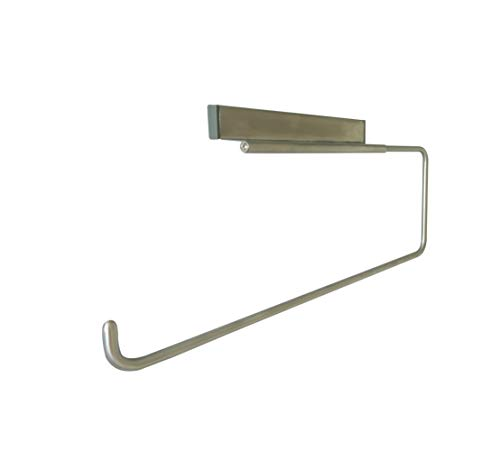 tepro 8382 Universal Küchenrollenhalter, Silber