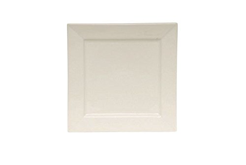 Genware Nev-180616 Royal Assiette carrée, 16 cm (lot de 6)