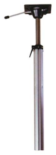 Springfield Marine 1300902 Plug-in Power-Rise Air Ride Pedestal - 22-1/4' - 28-3/4'