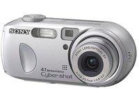 Sony Cyber-shot DSC-P73S Digital Camera [4Mp, 3x Optical]