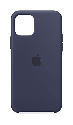 Apple Custodia in Silicone (per iPhone 11 Pro) - Blu Notte
