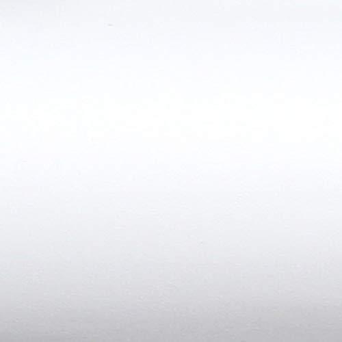 TipTopCarbon 9,16€/m² Möbelfolie Weiss Matt Klebefolie 2m x 60cm Selbstklebende Plotterfolie Matte