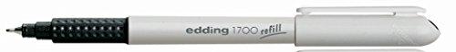 edding Fineliner edding 1700, ca. 0,5 mm, schwarz
