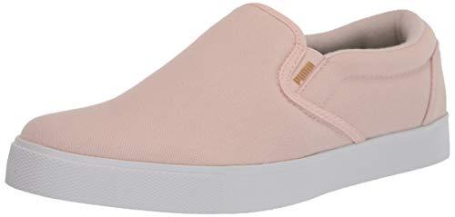 PUMA Women's Tustin Summer Golf Shoe, Cloud Pink Team Gold, 8.5