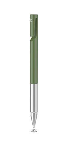 Adonit Mini 4 lápiz digital Oliva 15.4 g - Lápiz para tablet (Teléfono móvil/smartphone, Universal, Oliva, Metal, 15.4 g, 8.5 mm)