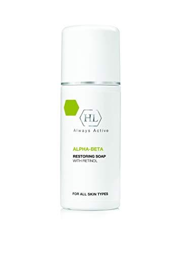 Holy Land Alpha Beta & Retinol Restoring Soap 125ml by Holy Land Cosmetics