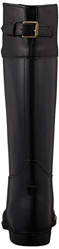 [オリエンタルトラフィック]ブーツジョッキーレインブーツレディースR-0010BLACK22.0~22.5cmE
