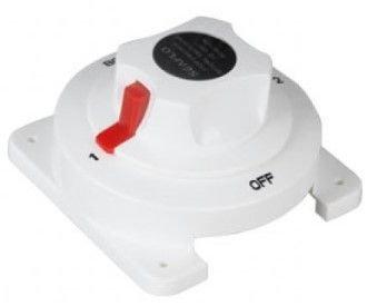 Seaflo Batterieumschalter für 2 Batterien