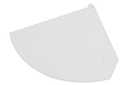 HYGENA fornuis capuchon wit vizier eindkap. Origineel onderdeelnummer 12803291103